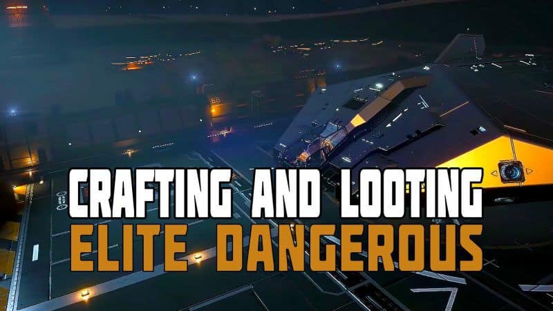 Elite Dangerous: Actualización 1.6 and The Engineers (2.1)