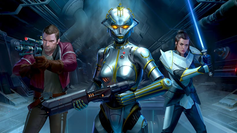 Star Wars: The Old Republic – Capitulo 15 – The GEMINI Deception