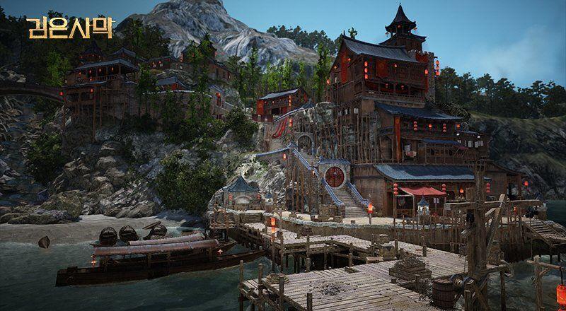 Black Desert – La versión Coreana del juego ha lanzado un trailer con el nuevo contenido naval que está por llegar