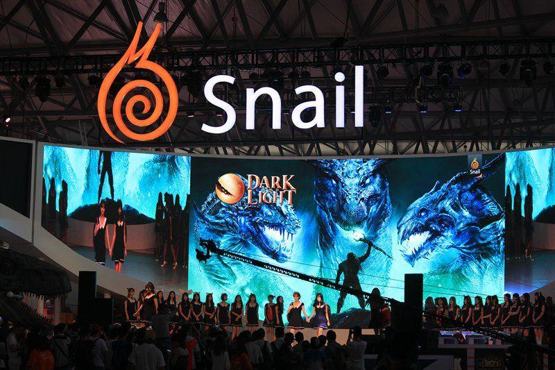 Dark and Light : Nuevo MMORPG presentado en la ChinaJoy