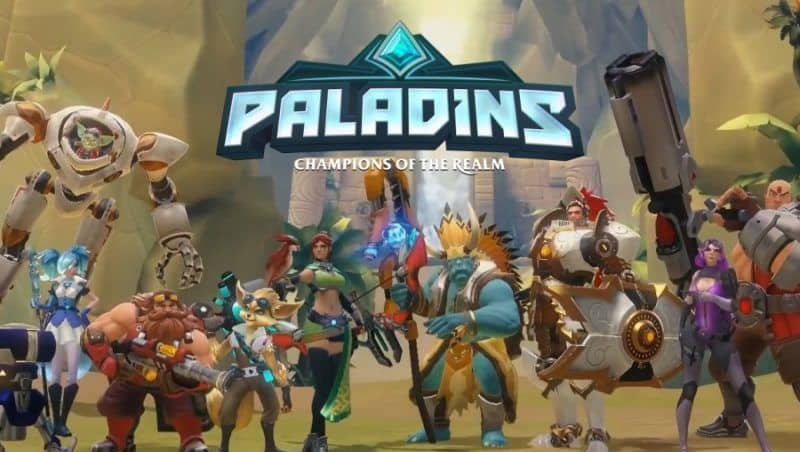 Paladins : El Shooter de Hi-Rez disponible en Steam free to play