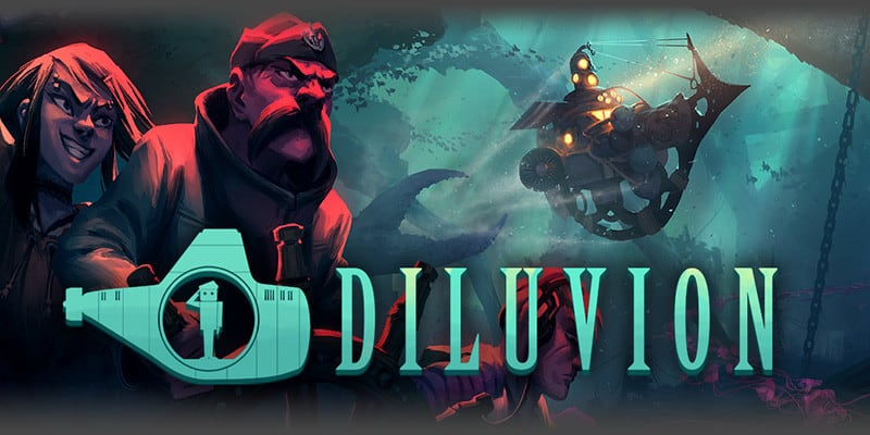 Diluvion ya está disponible en Steam