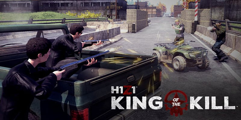 Daybreak Game anuncia un torneo de H1Z1: King of the Kill con un premio total de 300.000$