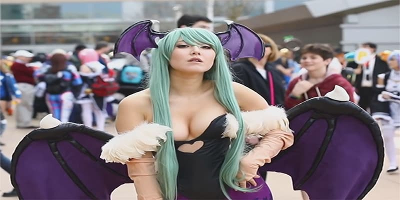 MMOinGame – The Best Cosplay Compilation Abril 2017