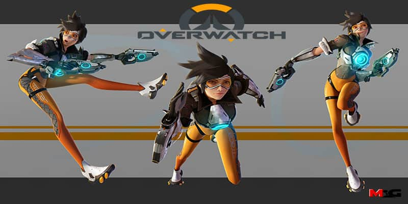 No te pierdas el video de Overwatch Happy Dance