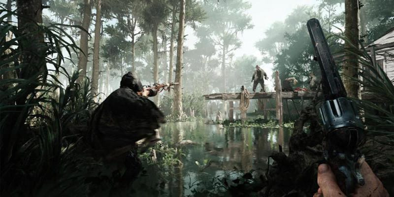 Hunt: Showdown una mezcla entre el modo Battle Royale en equipos y Evolve