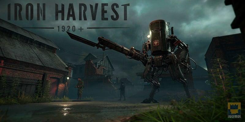 Nuevo gameplay de Iron Harvest directo desde la Alpha 2