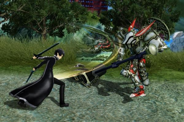 Accel World vs Sword Art Online Deluxe Edition 1