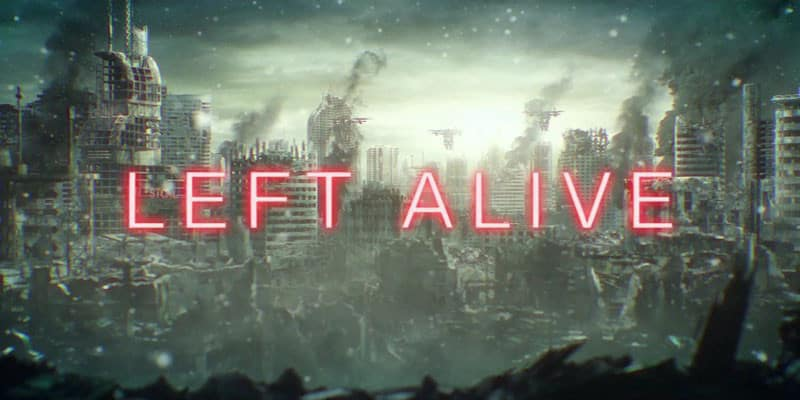 LEFT ALIVE – El nuevo Survival Shooter de Square Enix