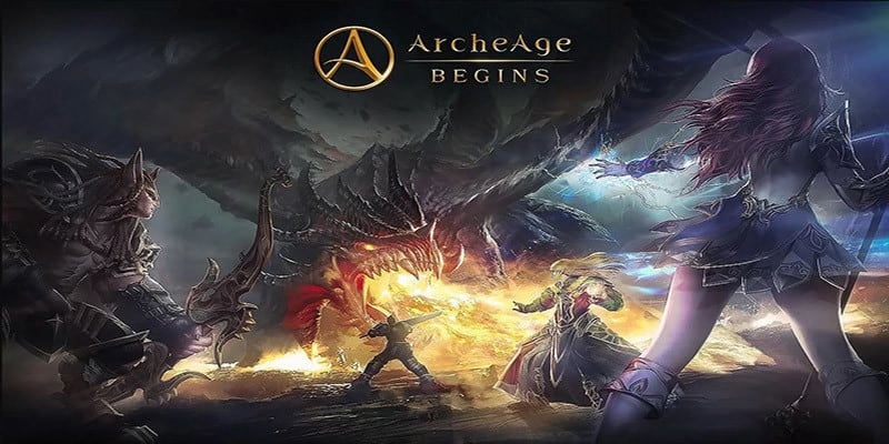 ArcheAge BEGINS ya está disponible para IOS y Android