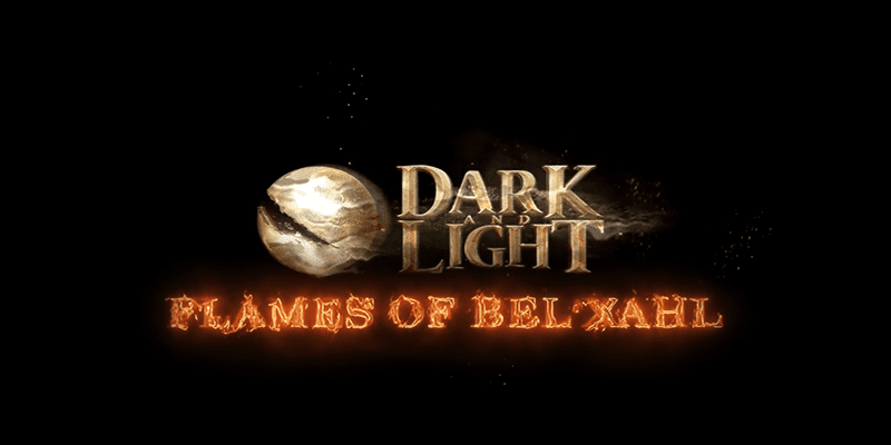 Detalles de la actualización Flames of Bel'Xahl que añade hoy Dark and Light