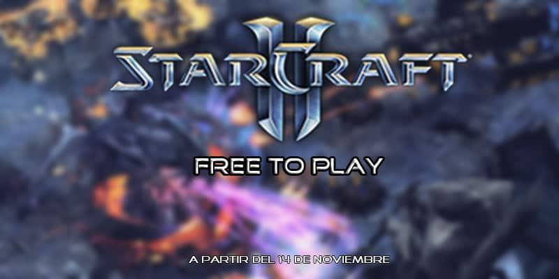 StarCraft II: Wings of Liberty ya es free-to-play – Todos los Detalles