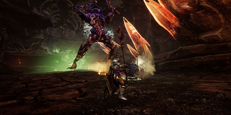 Ashes of Creation presenta nuevo gameplay a 4K de la Pre-Alpha