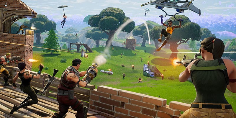 Fortnite Battle Royale lanza su modo 50vs50 por tiempo limitado