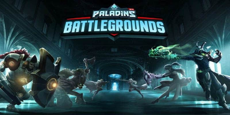 Paladins presenta 'Battlegrounds' su modo Battle Royale de 100 jugadores