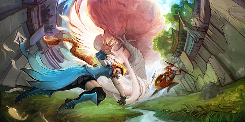 Descubriendo Strikers Edge, un dodgebrawl que llegará a Steam a finales de Enero