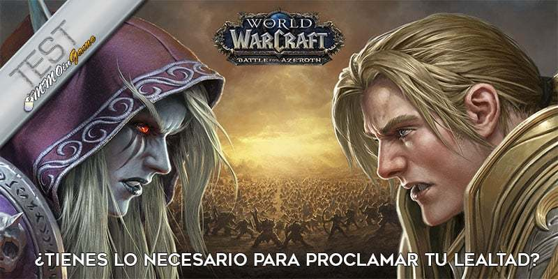 Te Retamos – ¿Cuánto sabes de Battle for Azeroth?