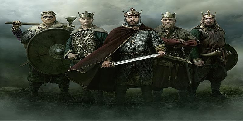 A Total War Saga: Thrones of Britannia disponible a partir del 19 de abril