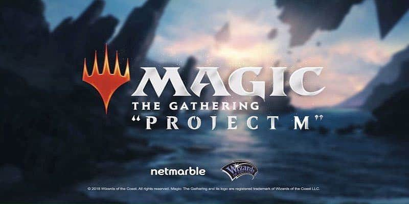 Se anuncia Magic: The Gathering Mobile