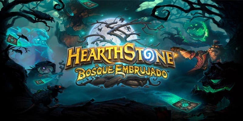 Hearthstone – El Bosque Embrujado ya disponible