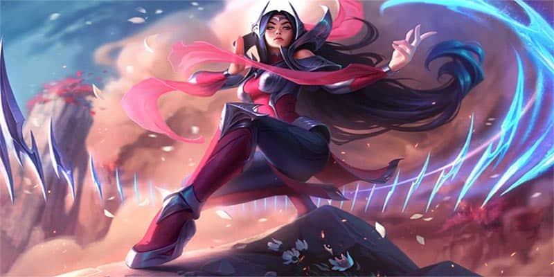 League of Legends – Rework de Irelia