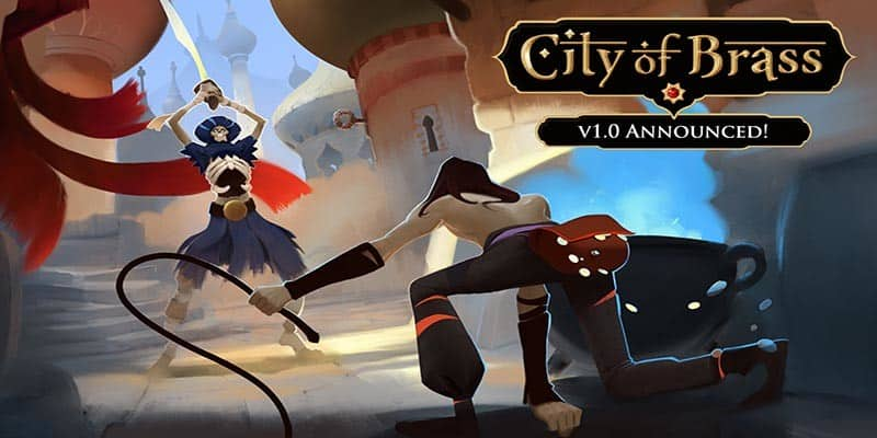 City of Brass gratis próximamente en la Epic Game Store
