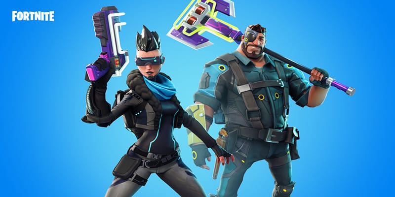 Fortnite – Notas del parche 3.5.2 Modo Battle Royale 50vs50 por tiempo limitado