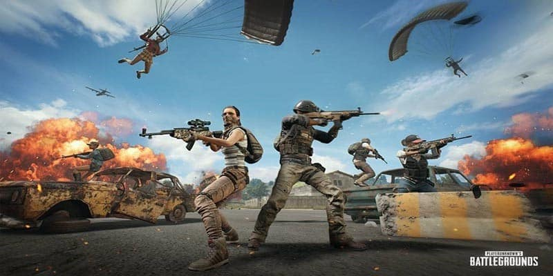 "PUBG – Nuevo modo evento disponible: ""War"""