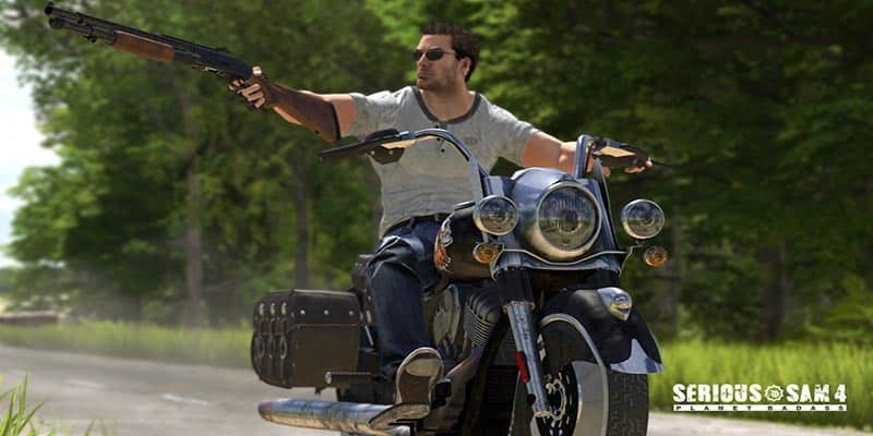 Serious Sam 4: Planet Badass confirmado – Teaser Trailer