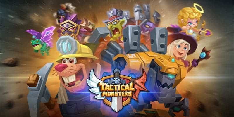 Tactical Monsters Rumble Arena añade nuevo modo eSport y 3 nuevos monstruos