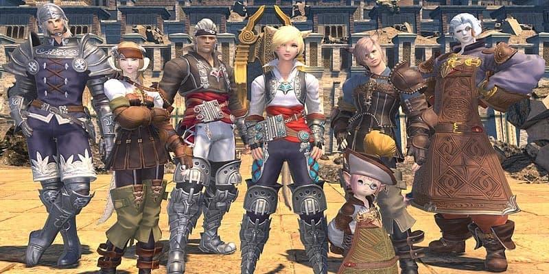 Final Fantasy XIV: Stormblood parche 4.3 ya está disponible