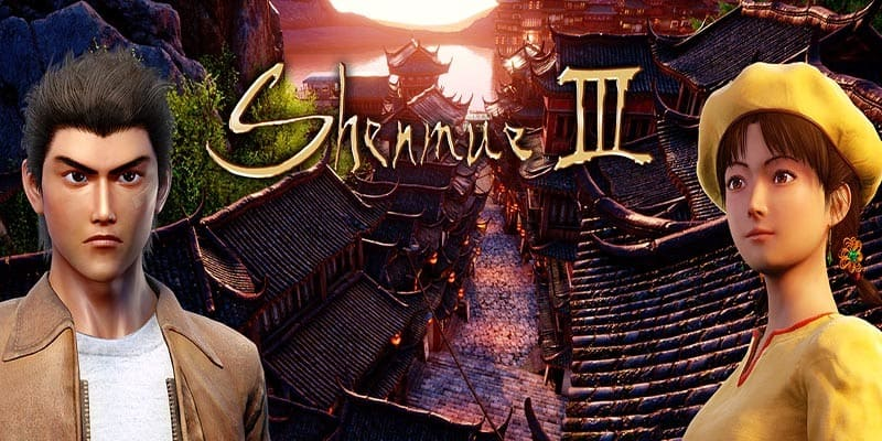 Shenmue 3 deja Steam por Epic Game Store
