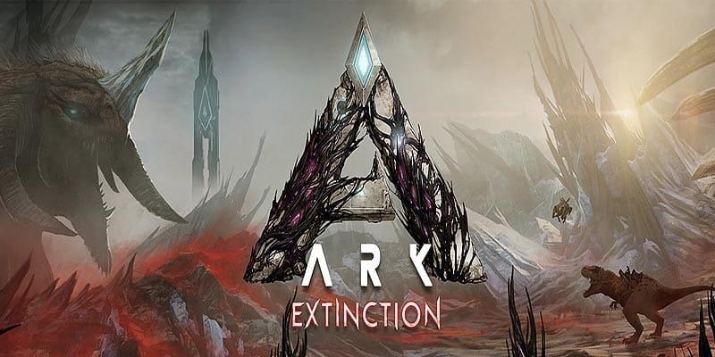 ARK: Extinction se lanza hoy con semana gratis para el juego base