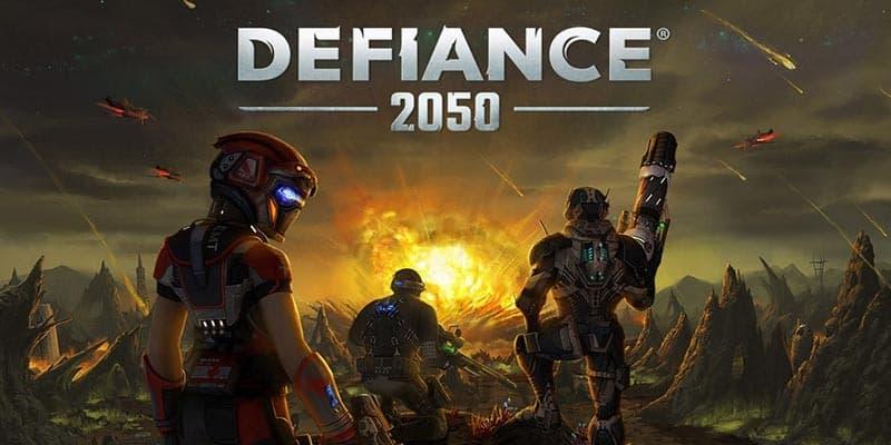 Defiance 2050 se lanzará el 10 de Julio