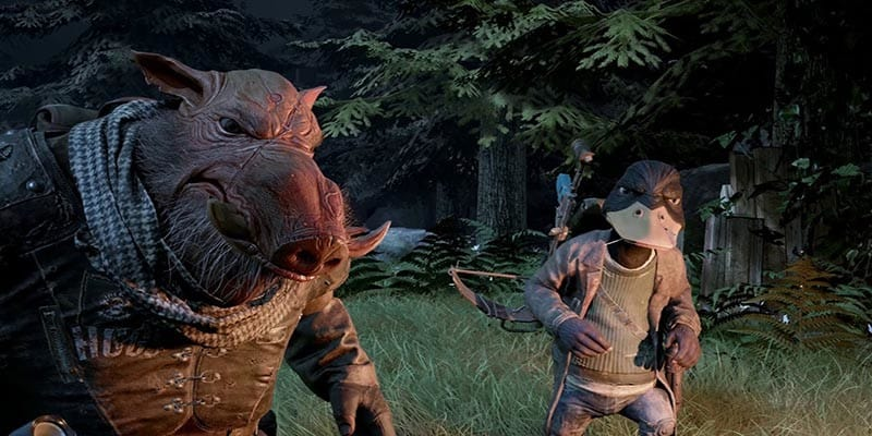 Mutant Year Zero: Road to Eden ya tiene disponible la pre-compra