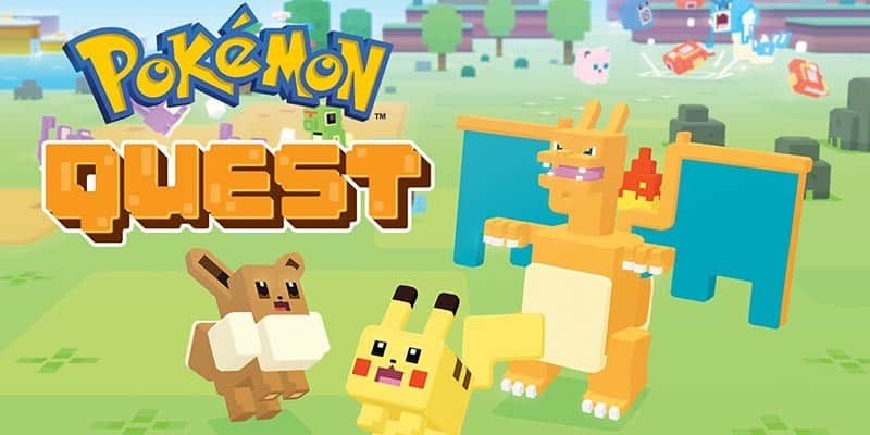 Pokemon Quest Guía Definitiva