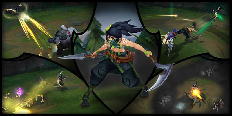 League of Legends – Rework de Akali