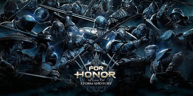 Storm and Fury saldrá simultáneamente para todas las plataformas — For Honor