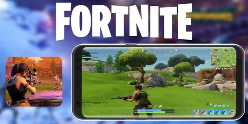 En exclusiva temporal para el Samsung Galaxy Note 9 — Fortnite para Android