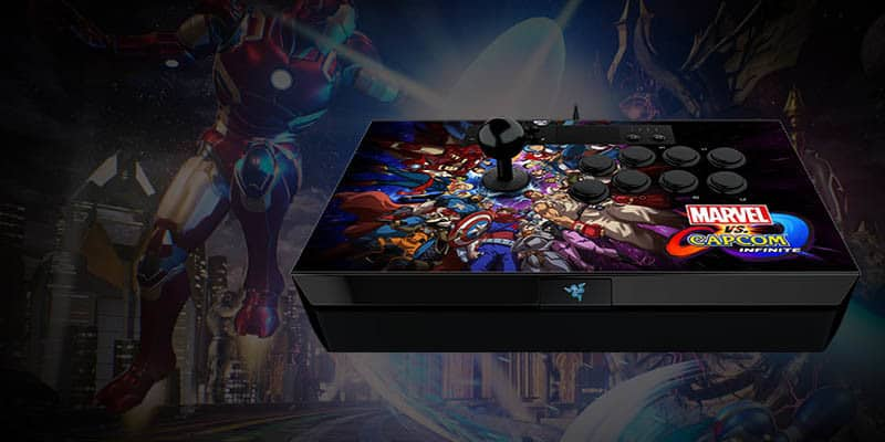 El Arcade Stick Razer Panthera ya disponible