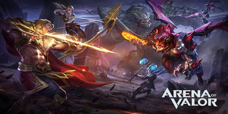 Tencent Games y ESL anuncian la segunda temporada de Arena of Valor