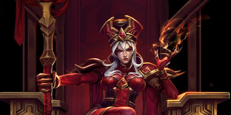 Sally Melenablanca ha llegado a Heroes of the Storm