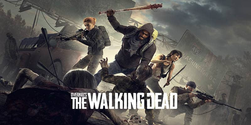 Comienza la beta cerrada para PC de Overkill's The Walking Dead