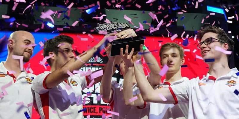 MAD Lions campeón del European Masters