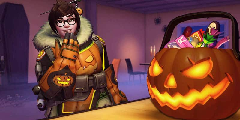 El evento Halloween terrorífico 2018 de Overwatch ya disponible