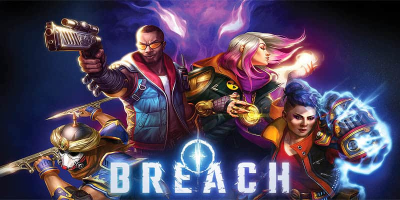 Breach estará disponible en enero como acceso anticipado