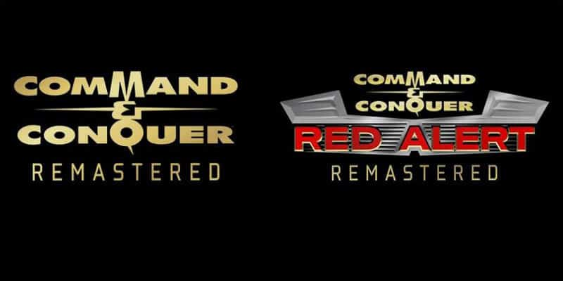 Command & Conquer y C&C Red Alert son los elegidos para el remastered
