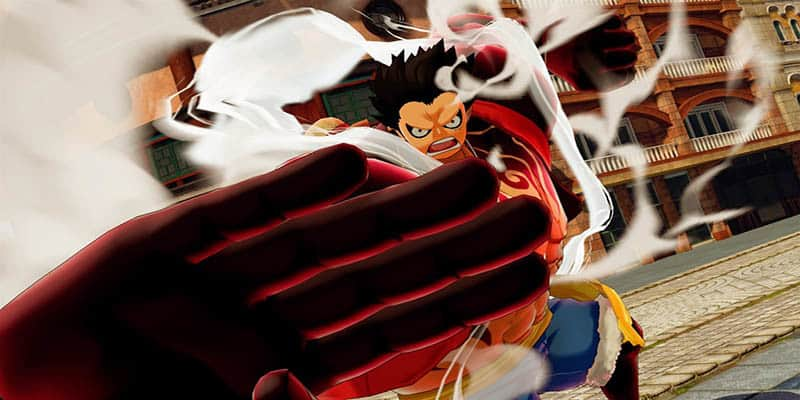 Fecha de lanzamiento One Piece World Seeker