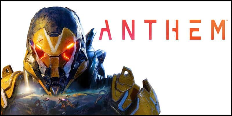 Ya está disponible la Beta Abierta de Anthem