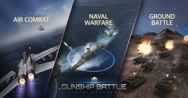Gunship Battle Total Warfare
